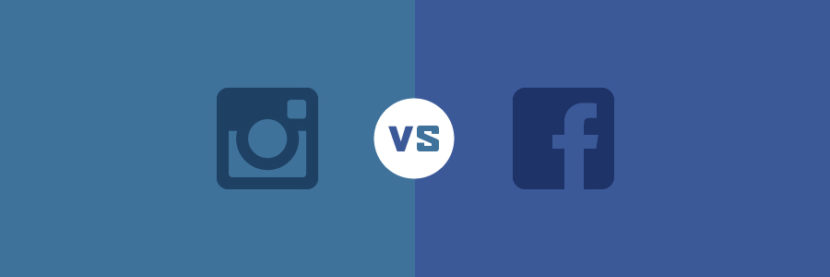 Accrue Media Blog Instagram vs Facebook