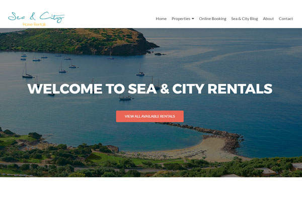Sea and City Rentals από την Accrue Media